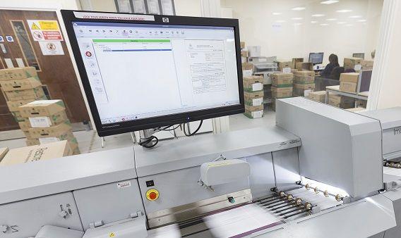 Paperless working at Redbridge