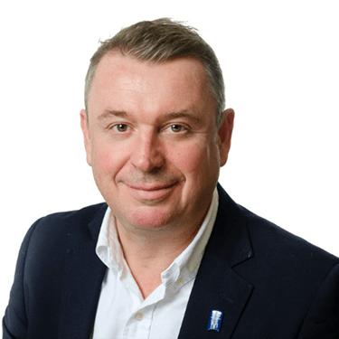 Ian Blackhurst 2020