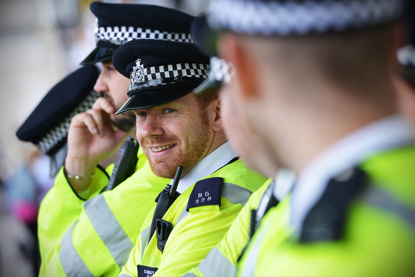 North Yorkshire Police Mission Critical Solutions