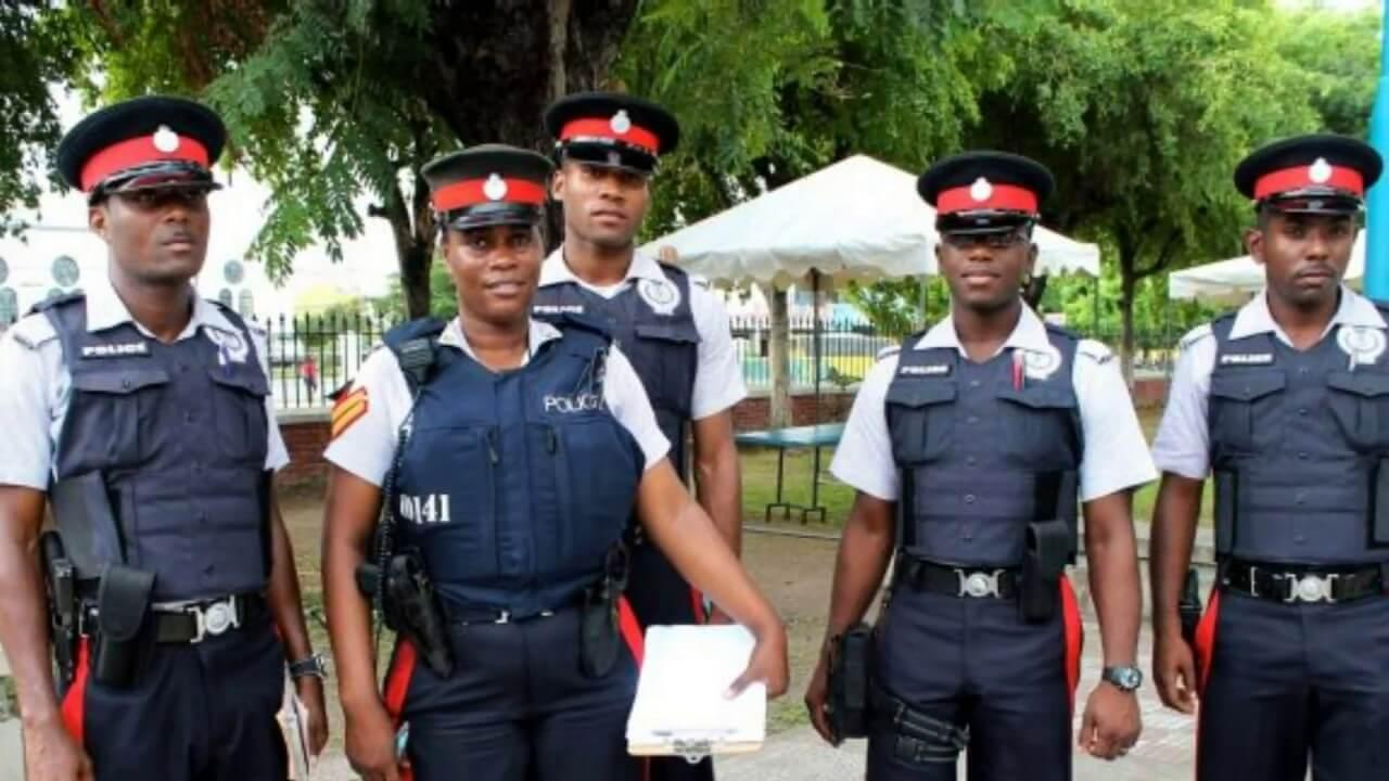 Jamaican police