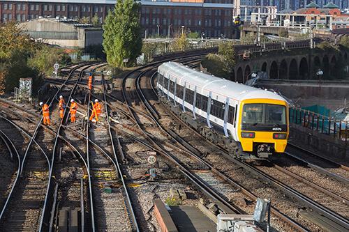 Rail sector