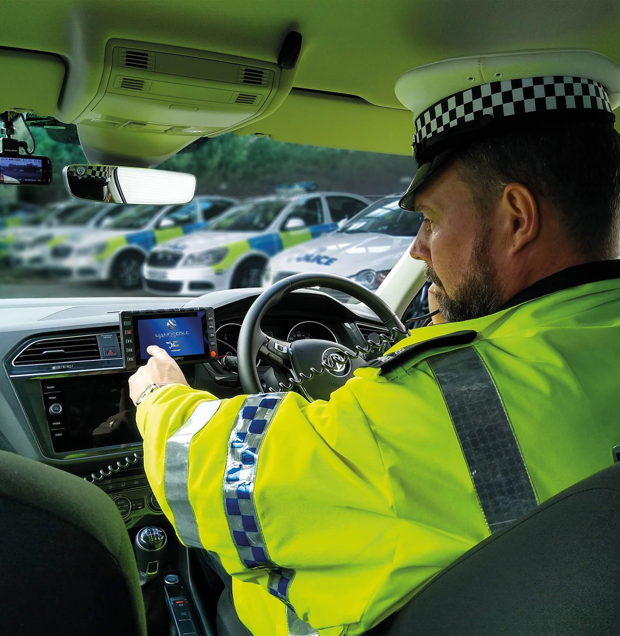 NEC joins forces with Handsfree Group to pioneer emergency services in-vehicle technology platform